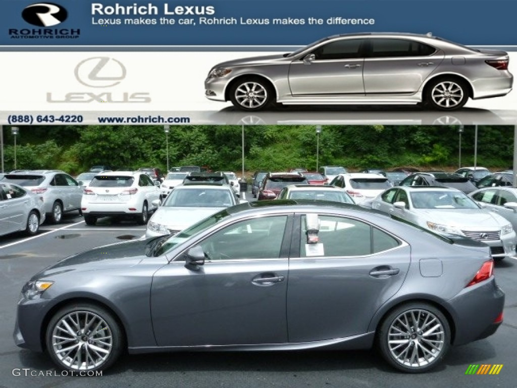 2014 nebula gray pearl lexus is 250 awd 82846246. Black Bedroom Furniture Sets. Home Design Ideas
