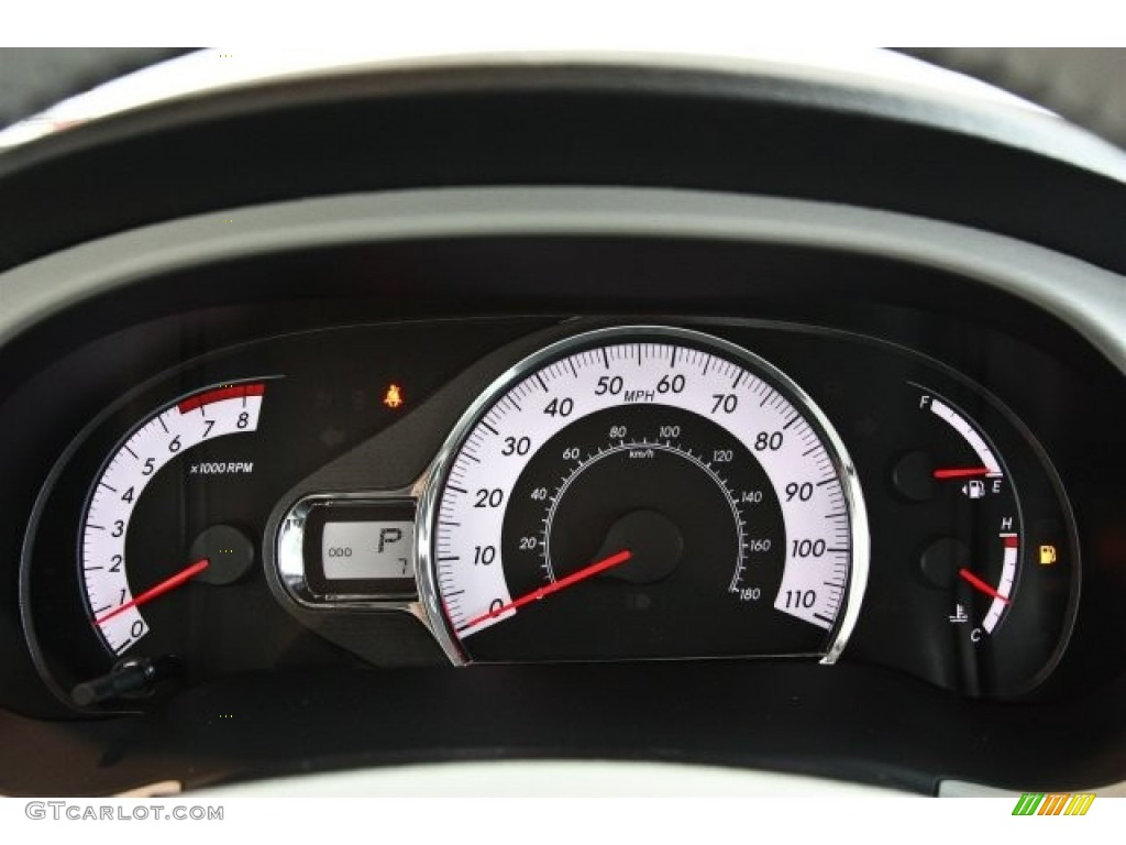 2013 Toyota Sienna Se Gauges Photos Gtcarlot Com