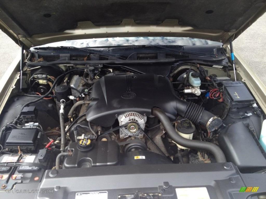 2000 mercury grand marquis ls 4 6 liter sohc 16 valve v8