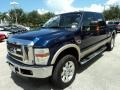 Dark Blue Pearl Metallic 2009 Ford F250 Super Duty Gallery