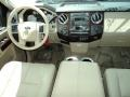 2009 Ford F250 Super Duty Camel Interior Dashboard Photo