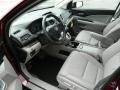2013 Basque Red Pearl II Honda CR-V EX-L  photo #9