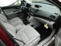 2013 Basque Red Pearl II Honda CR-V EX-L  photo #13