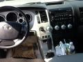 2009 Super White Toyota Tundra SR5 Double Cab 4x4  photo #8