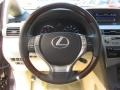 Parchment/Espresso Birds Eye Maple Steering Wheel Photo for 2013 Lexus RX #82924616