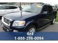 Dark Blue Pearl Metallic 2008 Ford Explorer Sport Trac Gallery