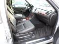 2013 Cadillac Escalade Ebony Interior Front Seat Photo