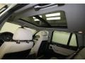 2014 BMW X3 Oyster Interior Sunroof Photo