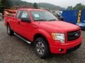 Race Red 2013 Ford F150 Gallery