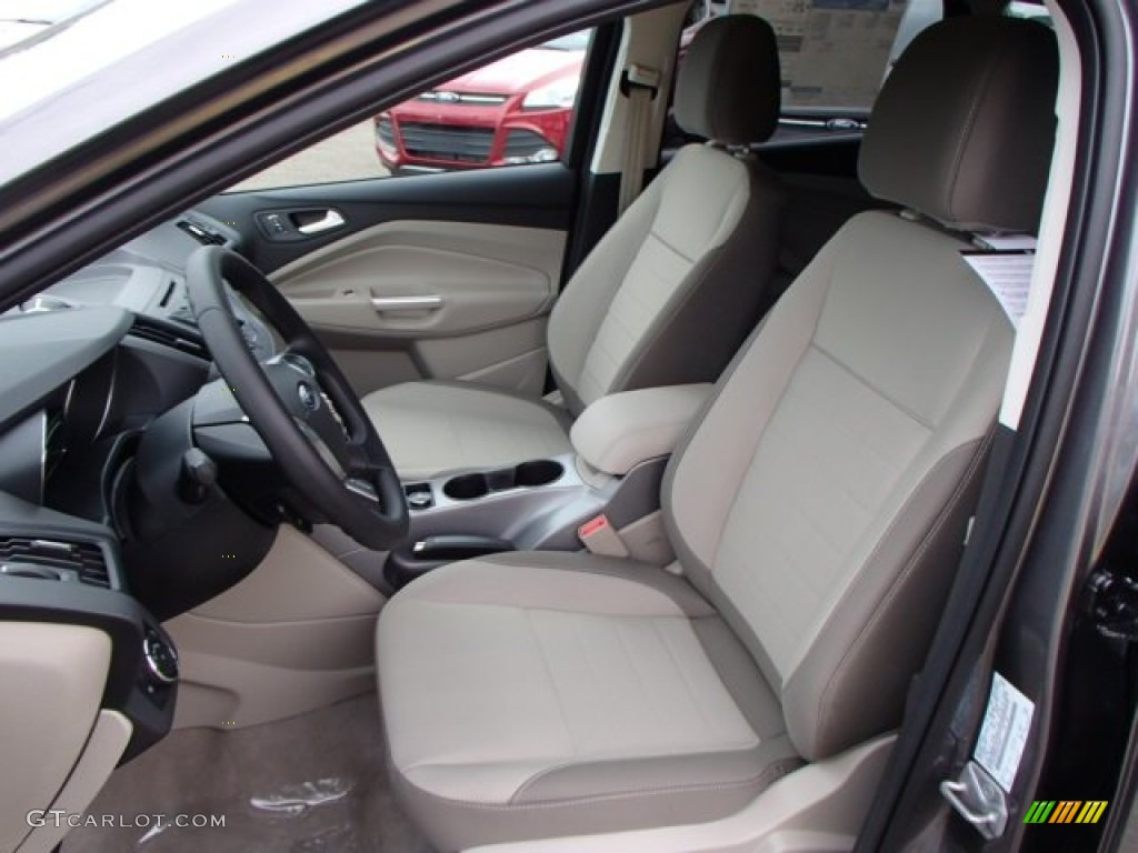 Ford Escape Colors >> Medium Light Stone Interior 2014 Ford Escape SE 1.6L ...