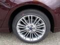 2013 Bordeaux Reserve Red Metallic Ford Fusion SE 1.6 EcoBoost  photo #9