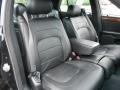 2005 Cadillac DeVille Black Interior Front Seat Photo