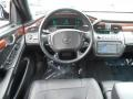 2005 Cadillac DeVille Black Interior Dashboard Photo