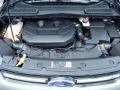 2014 Sterling Gray Ford Escape Titanium 2.0L EcoBoost  photo #11