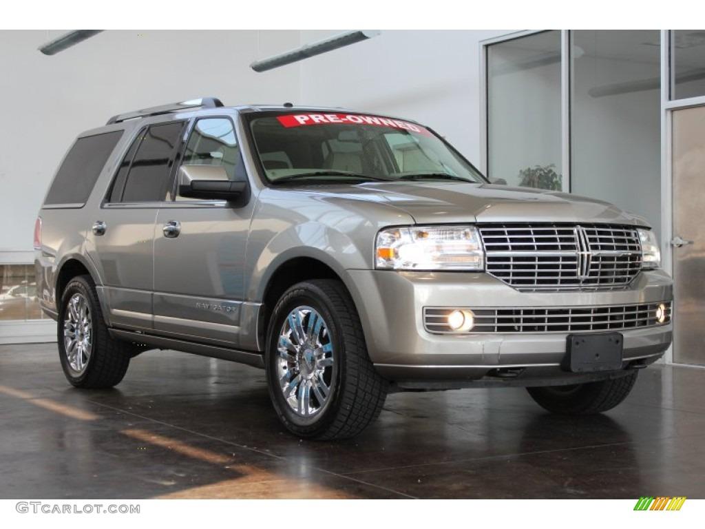 2008 Lincoln Navigator Luxury Exterior Photos