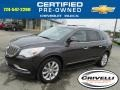 Iridium Metallic 2013 Buick Enclave Leather AWD