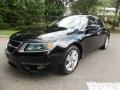 Black 2011 Saab 9-5 Turbo4 Sedan