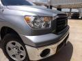 2011 Silver Sky Metallic Toyota Tundra SR5 Double Cab  photo #14