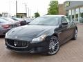 Silk Black 2014 Maserati Quattroporte GTS