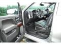 Jet Black Door Panel Photo for 2014 GMC Sierra 1500 #83016449