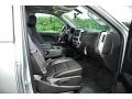 Jet Black Front Seat Photo for 2014 GMC Sierra 1500 #83016452