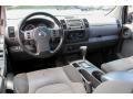 2005 Nissan Xterra Steel/Graphite Interior Prime Interior Photo