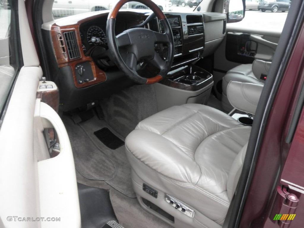 2003 gmc savana van 1500 passenger conversion interior photos