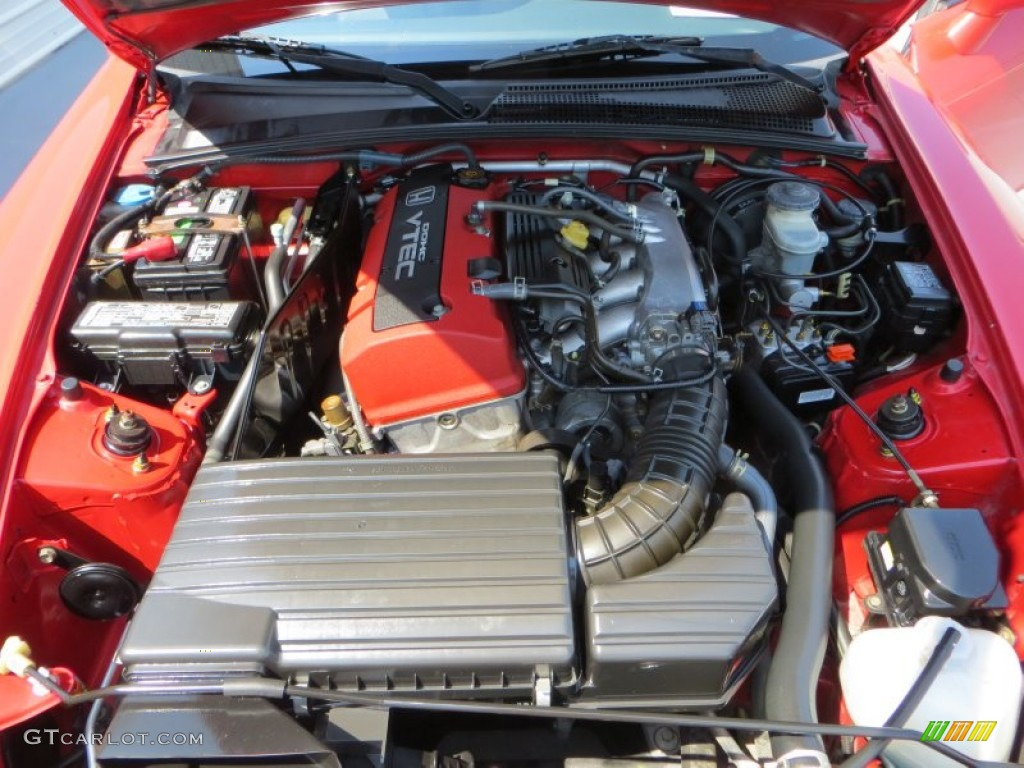 2002 Honda S2000 Roadster Engine Photos
