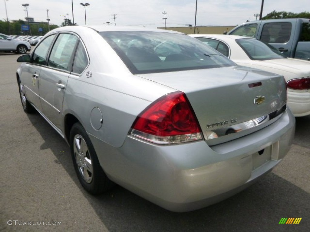 silverstone metallic 2006 chevrolet impala ls exterior. Black Bedroom Furniture Sets. Home Design Ideas