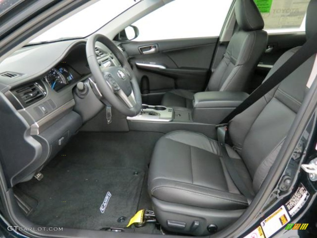 2013 Toyota Camry Se Interior Color Photos