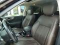 2010 Infiniti FX Chestnut Interior Interior Photo