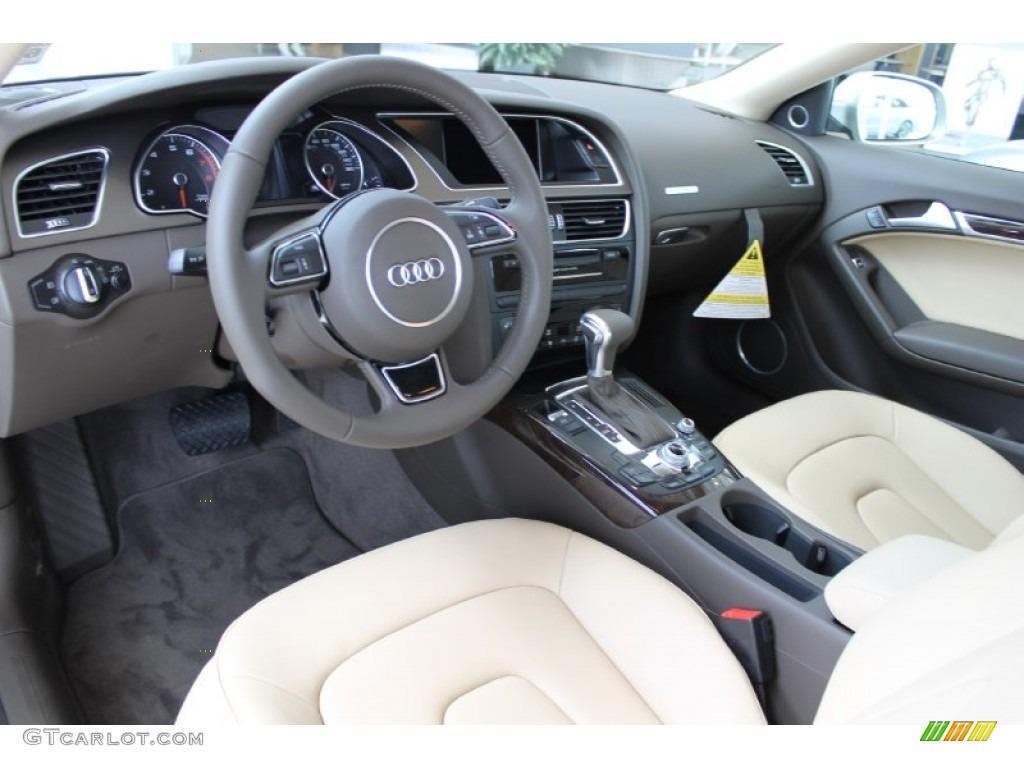 2013 Audi A5 2 0t Quattro Coupe Interior Photos