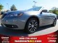 Tungsten Metallic 2013 Chrysler 200 S Hard Top Convertible