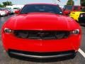 2011 Race Red Ford Mustang GT Premium Coupe  photo #6