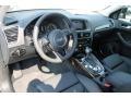 Black 2013 Audi Q5 Interiors