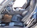 2013 SLS AMG GT Coupe Black designo Interior