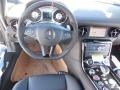 Dashboard of 2013 SLS AMG GT Coupe