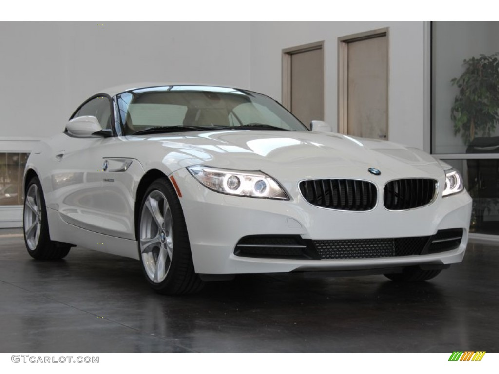 2014 alpine white bmw z4 sdrive28i 83070896 photo 2. Black Bedroom Furniture Sets. Home Design Ideas