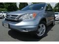 2011 Glacier Blue Metallic Honda CR-V EX  photo #1