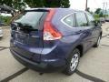 2013 Twilight Blue Metallic Honda CR-V LX AWD  photo #3