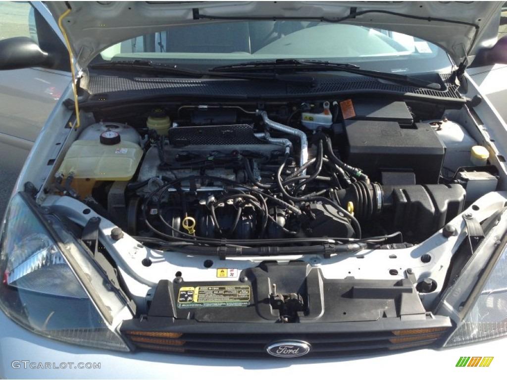 2004 Ford Focus Ztw Wagon 2 3 Liter Dohc 16