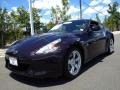 2012 Black Cherry Nissan 370Z Coupe #83102956