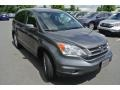 2011 Polished Metal Metallic Honda CR-V EX-L  photo #2