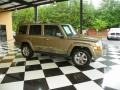 Light Khaki Metallic 2006 Jeep Commander Limited