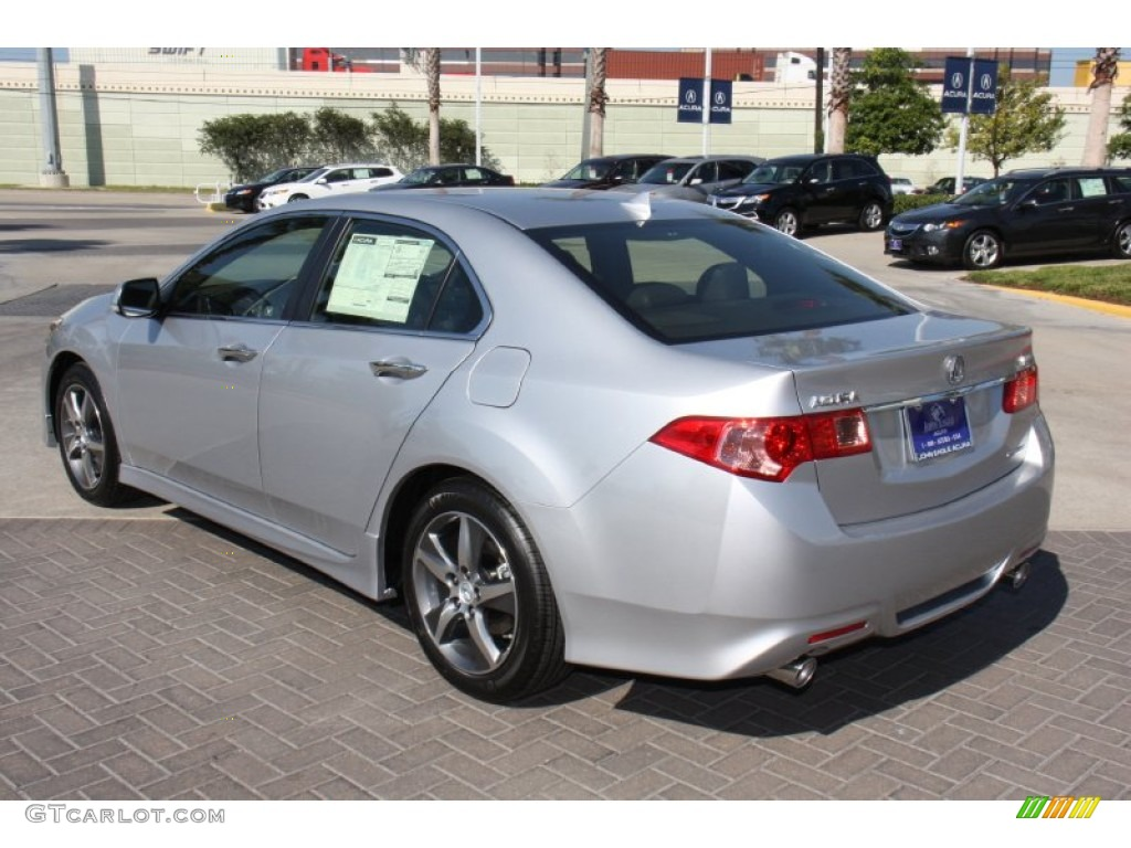 2013 Silver Moon Acura TSX Special Edition #83140911 Photo #7 ...