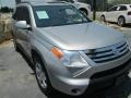 Majestic Silver Metallic 2007 Suzuki XL7 Luxury
