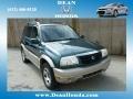 Grove Green Metallic 2002 Suzuki Grand Vitara JLX 4x4