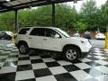 Summit White 2007 GMC Acadia SLT