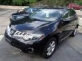 2007 Super Black Nissan Murano S AWD  photo #3