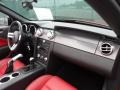 2006 Ford Mustang Red/Dark Charcoal Interior Dashboard Photo